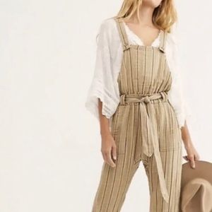 RNWOT Free People Ballast Overall size S